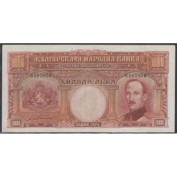 Болгария 1000 лева  1929 года (1000 Leva 1929) P 53