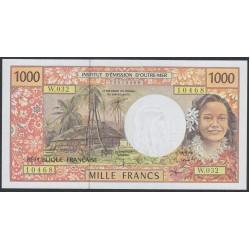 Французские Тихоокеанские Территории 1000 франков 1996 года (French Pacific Territories 1000 Francs 1996) P 2h: UNC