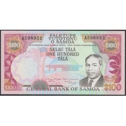 Самоа 100 тала 1990  (Samoa 100 Tala 1990) P 30: UNC
