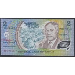 Самоа 2 тала 1990  (Samoa 2 Tala 1990) P 31a: UNC