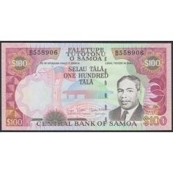 Самоа 100 тала 2006 год  (Samoa 100 Tala 2006) P 37: UNC