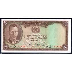 Афганистан 2 афгани SH 1318 (1939 г.) (AFGHANISTAN 2 Afghanis SH 1318 (1939)) P21:Unc