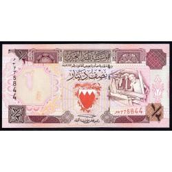 Бахрейн 1/2 динара L. 1973 г. (BAHRAIN ½ Dinar L.1973 g.) P12:Unc