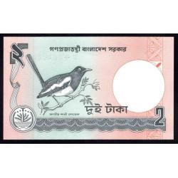 Бангладеш 2 така ND (1996 г.) (BANGLADESH 2 taka ND (1996 g.)) P6Cd:Unc