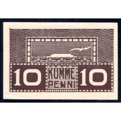 Эстония 10 пенни ND (1919 г.) (ESTONIA 10 penni ND (1919 g.)) P40:Unc