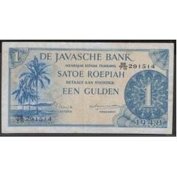 Индонезия (война за независимость) 1 гульден 1948 г. (Indonesia (independence war) 1 gulden 1948 year) P98:XF