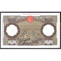 Италия 100 лир ND (1931-1942 г.) (ITALY 100 Lire (1931-1942)) P55а:XF