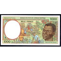 Камерун 1000 франков ND (CAMEROON 1000 Francs ND) P202b:Unc