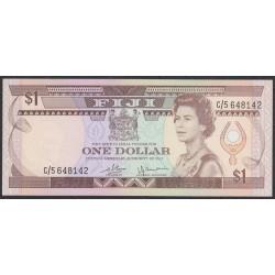 Фиджи 1 доллар 1980 года (FIJI  1 dollar 1980) P 76: UNC
