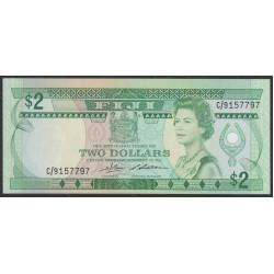 Фиджи 2 доллара 1983 года (FIJI  2 dollars 1983) P 82: UNC