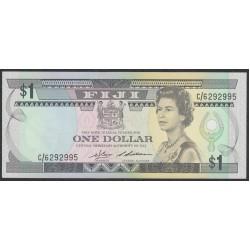 Фиджи 1 доллар 1983 года (FIJI  1 dollar 1983) P 81: UNC