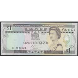 Фиджи 1 доллар 1987 года (FIJI  1 dollar 1987) P 86: UNC
