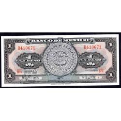 Мексика 1 песо 1970 г. (MEXICO 1 Peso 1970) P59i:Unc