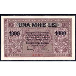 Румыния 1000 лей ND (1917) (ROMANIA 1000 Lei ND (1917)) PM8:Unc