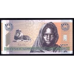 Сомалиленд  1000 шиллингов 2006 г. (SOMALILAND 1000 shillings 2006 g.) PCS1:Unc