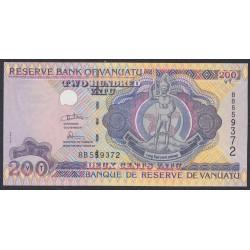 Вануату 200 вату 1995 год (Vanuatu 200 Vatu 1995) P 8b: UNC