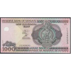 Вануату 1000 вату 2002 год (Vanuatu 1000 Vatu 2002) P 10a: UNC