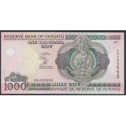 Вануату 1000 вату 2002 год (Vanuatu 1000 Vatu 2002) P 10c: UNC