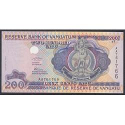 Вануату 200 вату 1995 год (Vanuatu 200 Vatu 1995) P 8a: UNC